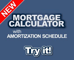 Mortgage Calculator Amortization Schedule
