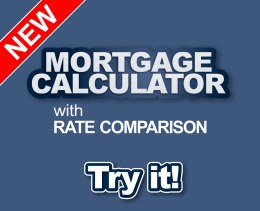 New Mortgage Calculator with Rate Comparison